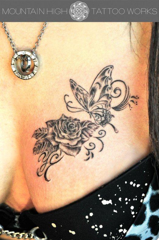 蝶のコピー