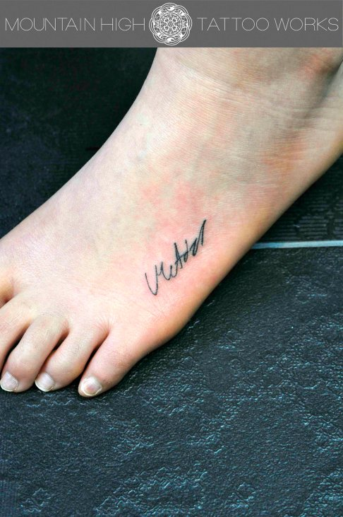 footのコピー